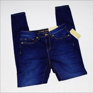 Michael Kors High Rise Skinny Jeans